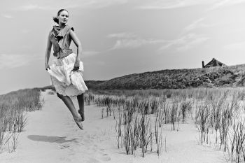 Dutch Dunes by Dik Nicolai