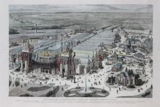 Amsterdam- world exhibition  by  J.C. Greive