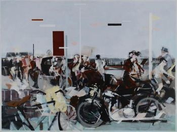 Around Teteringen, May 1962 by Wessel Huisman
