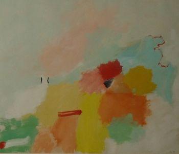 'Landschap: een compositie' by Eugene Brands