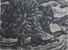Bayr Wald by Leo Gestel