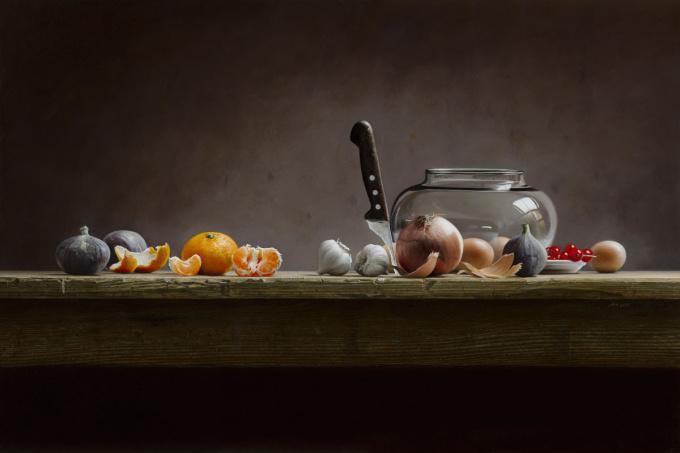 The Knife by Mark van Crombrugge