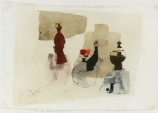 Composition by Jules de Bissier