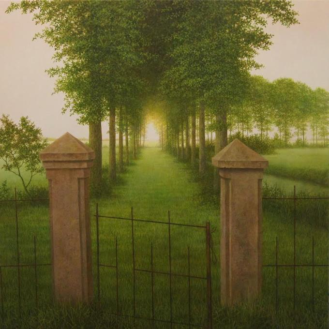 Langs de lange Lindelaan by Gerrie Wachtmeester