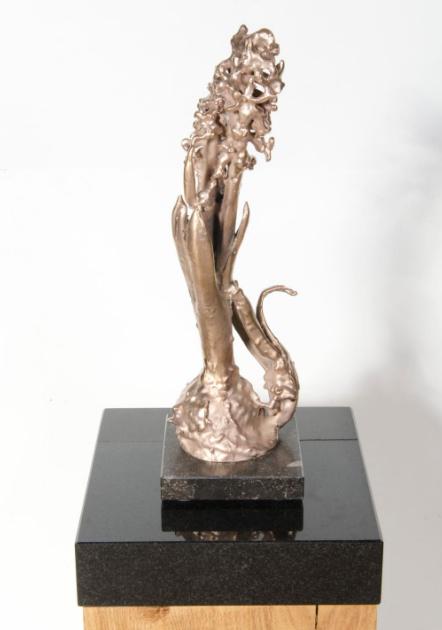 Hyacinth II by Jos van Doorn