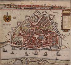 Nijmegen  by  Nicolaes van Geelkercken