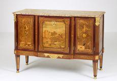 Dutch Louis XVI Commode