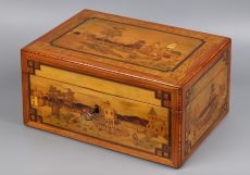 French Document Box, attributed to André Louis Gilbert