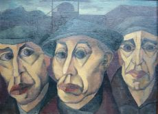 Fabrieksarbeiders in Parijs by Gerard van Eck