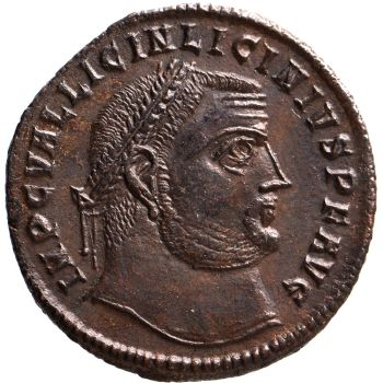 AE Nummus Licinius I (308-324) by Unknown Artist