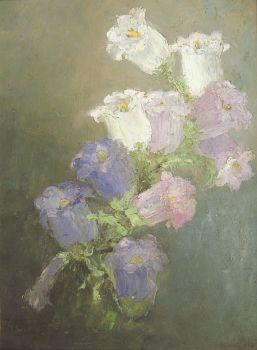 Flower Still-Life by Jan Toorop
