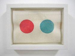 text no. 1004 (color chart) by Takashi Suzuki