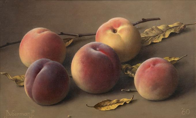 Peaches by Jan jr Voerman