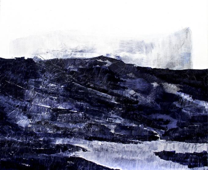 Wie kann eine Wolke I by George De Decker