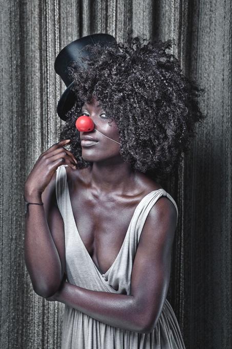 Clown by Dik Nicolai