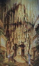 Babel II by Paul Delmée