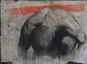 Figura Maschile XIX by Maurizio Bonfanti