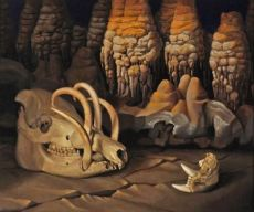 Cave tragedy by Lodewijk Bruckman