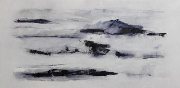The Silence Like the Ocean by George De Decker