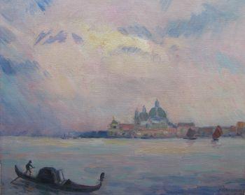 Venice by Jan Poortenaar