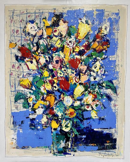Flores de Agosto by Kees Salentijn