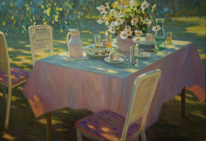 Lente thee by Juane Xue