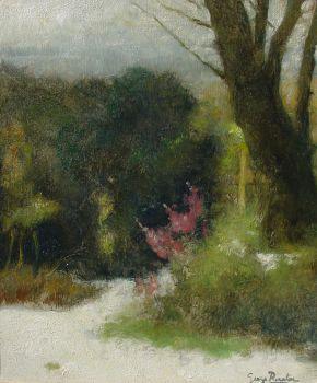 Wintergarden in Sloterdijk by Georg Rueter