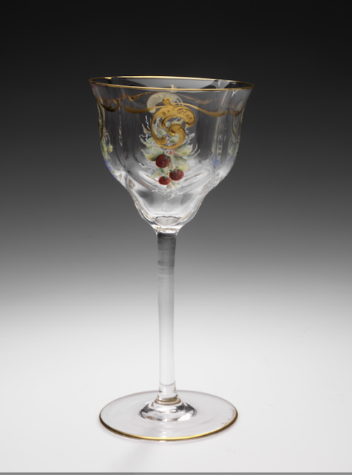 Wine Glass by Unknown Artist