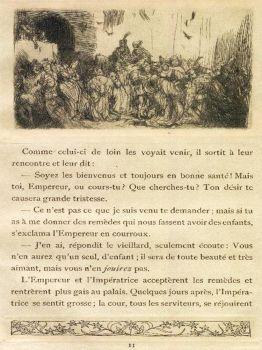 La Jeunesse Inalterable et la Vie Eternelle by Marius Bauer