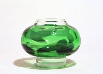 Groen-groen graal by Mieke Pontier