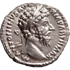 AR Denarius Marcus Aurelius (161-180) by Unknown Artist