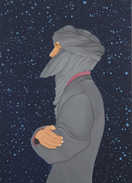 The Nomad by Sidi El Karchi