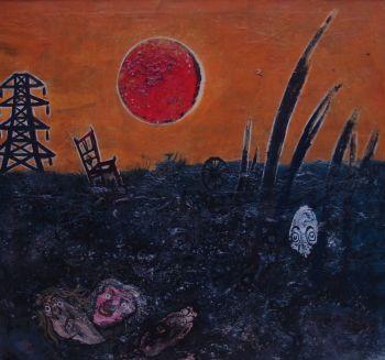 'De Vuilnisbelt op Aschwoensdag' by Charles Eyck