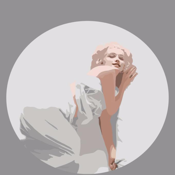 'White Dream No 3' by Shi Bao Fang