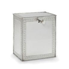 Dutch Silver Tea Caddy