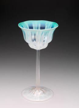 Art Nouveau Wine glass by Unknown Artist