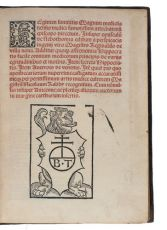 10 Mediaeval works on health, medicine, food and wine in a rare early edition, including notes by Ib