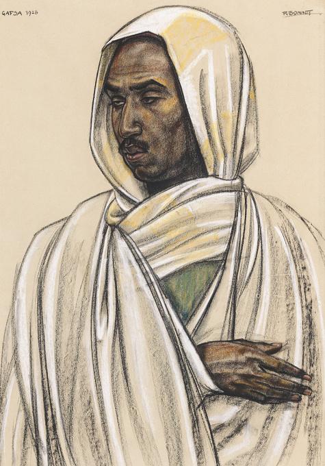 Gafsa by Johan Rudolf Bonnet