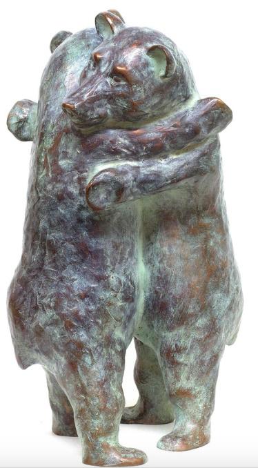 Bear Hugs by Annemarie van der Kolk