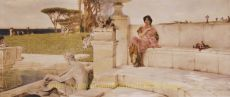 The Voice of Spring  by Lawrence Alma-Tadema