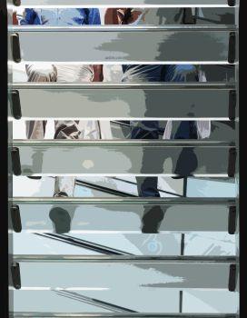 'Steps ' by Dominique Landau