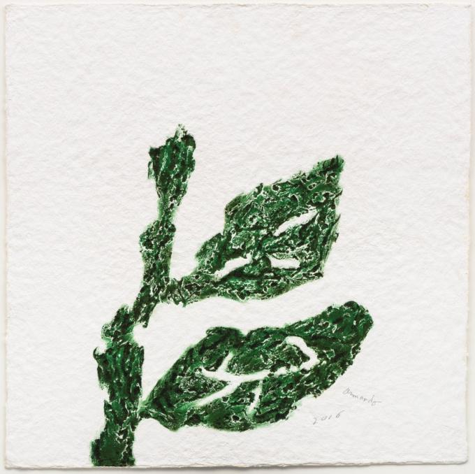 'Blätter (grün)' by Armando .