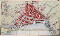 Rotterdam plattegrond  by  Temminck