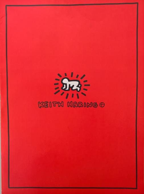Bone China set by Keith Haring