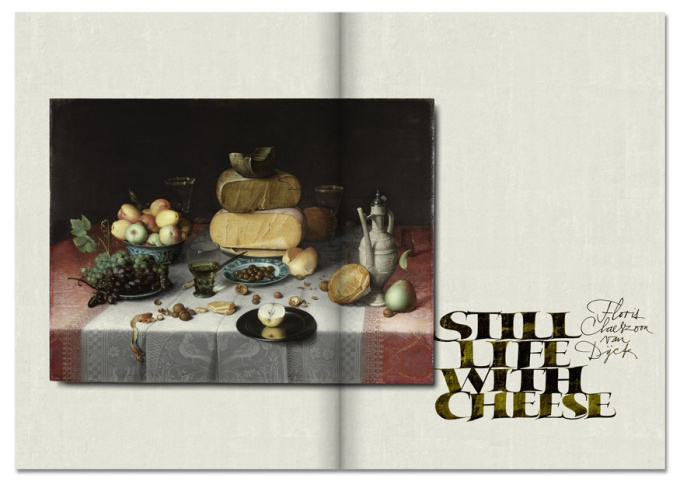 Rijks, Masters of the Golden Age by Marcel Wanders