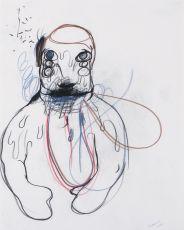 Untitled by Bjarne Melgaard