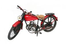 1930s Peugeot Motorcycle by Unknown Artist