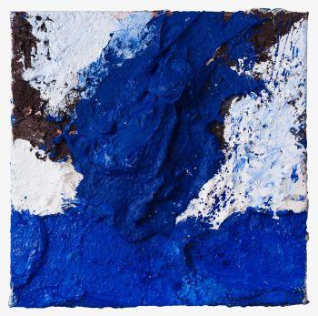 Zeegolf 01 (Sea Wave 01) by Jan Cremer