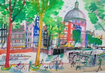 Amsterdam by Guus van Eck