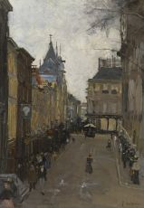 The Lange Poten, The Hague by Floris Arntzenius
